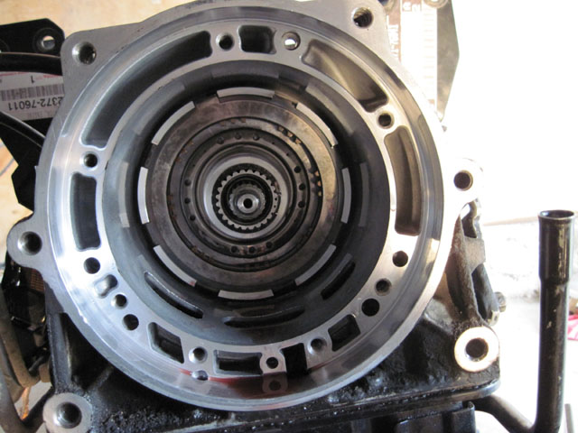 ToyotaVanPeople com • View topic - Automatic Transmission Re